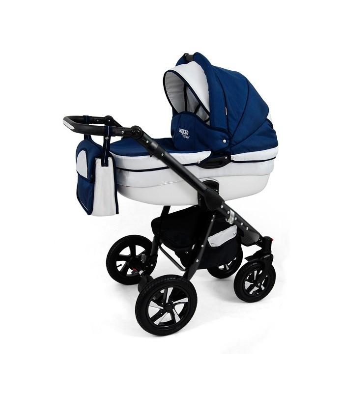 Nexxo N4 Black Frame Travel System 2in1 / 3in1 / 4in1
