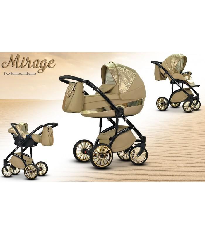 MODO Exclusive Mirage Leatherette Travel System 2en1 / 3en1 / 4en1