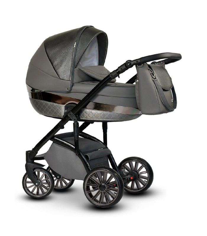 MODO Exclusive OBSIDIAN Leatherette Travel System 2in1 / 3in1 / 4in1