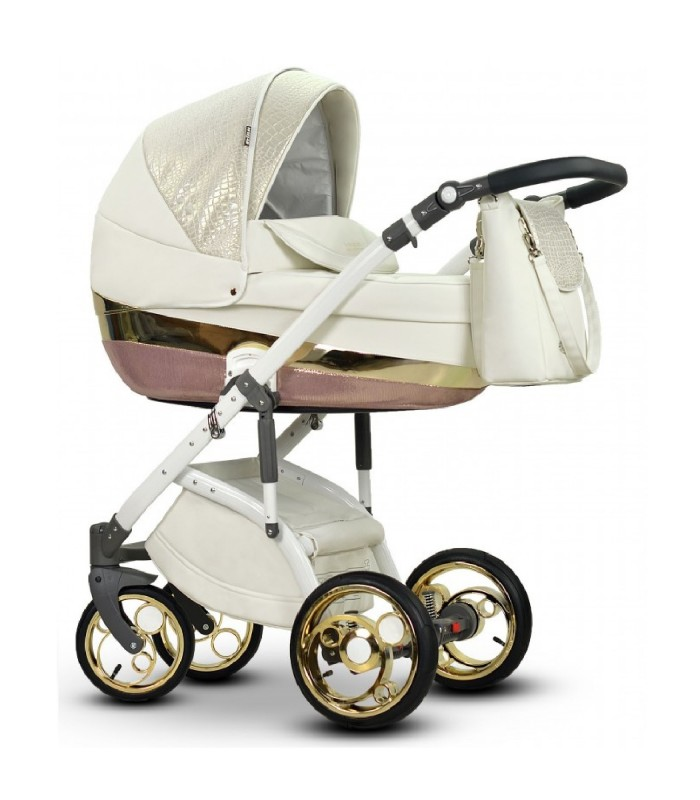 MODO Exclusive Sunrise Leatherette Travel System 2in1 / 3in1 / 4in1