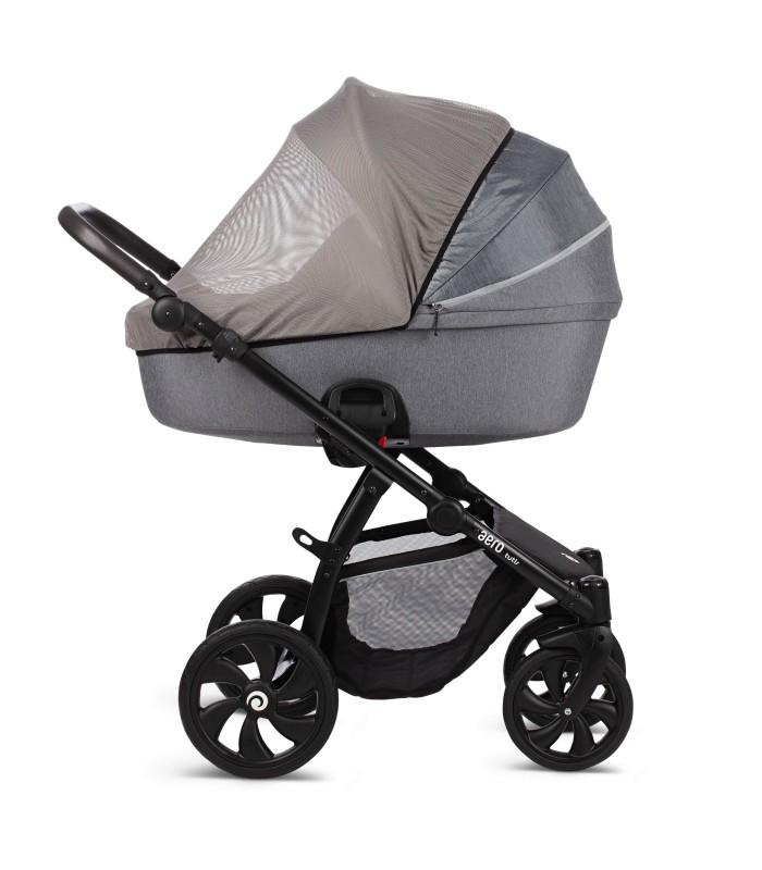 Aero Tutis 108 Grey Travel System 2in1 / 3in1 / 4in1