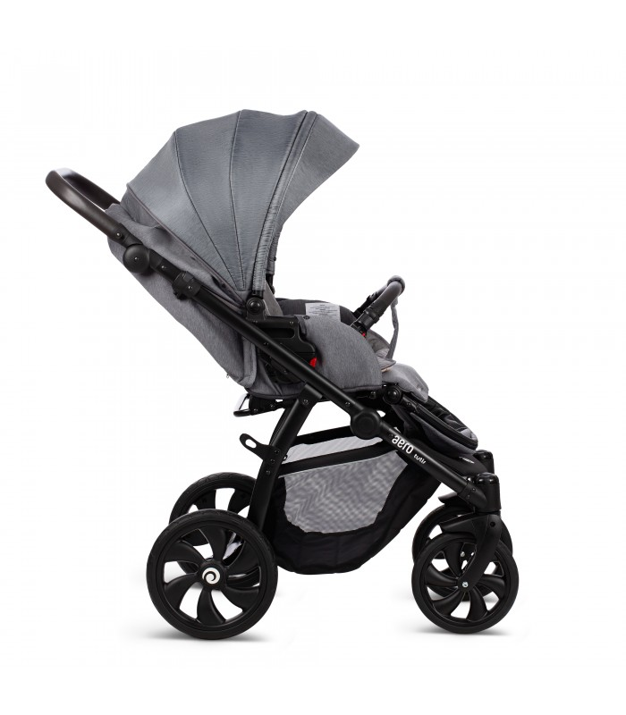 Aero Tutis 106 Cocoa Travel System 2in1 / 3in1 / 4in1
