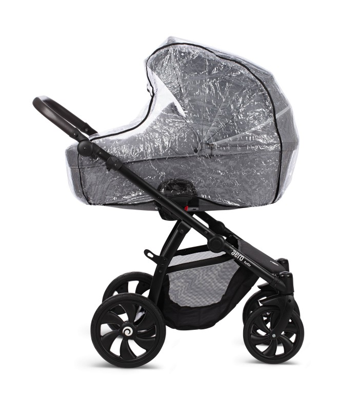 Aero Tutis 110 Mont Blanc Exclusive Leatherette Edition Travel System 2in1 / 3in1 / 4in1