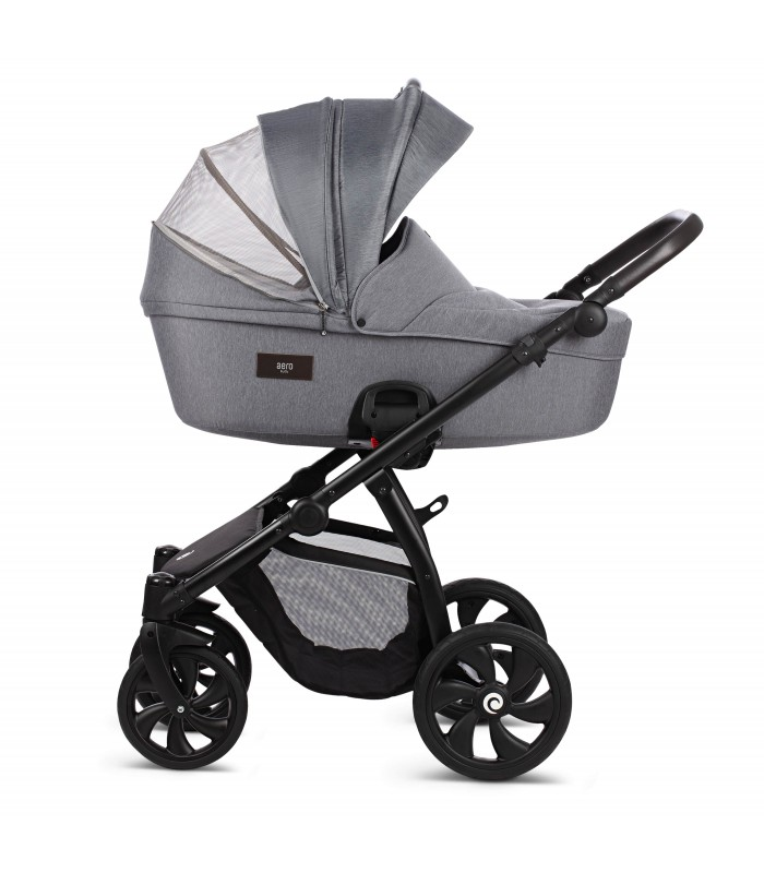 Aero Tutis 112 Buran Exclusive Leatherette Edition Travel System 2in1 / 3in1 / 4in1
