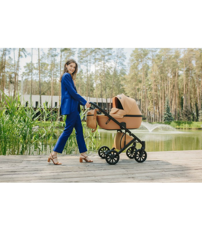 Anex e/type cross 3.0 CR(05) CARAMEL Travel System 2in1 / 3in1 / 4in1